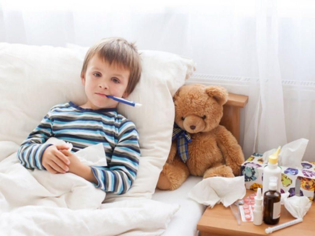 Лекарства от гриппа и ОРВИ для детей