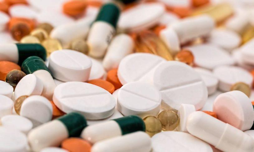таблетки, пилюли и капсулы