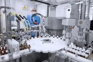 Процесс производства БАДов и лекарств