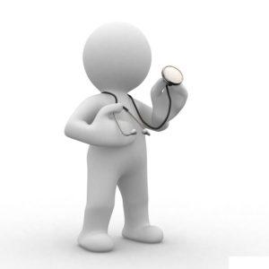 врач человечек