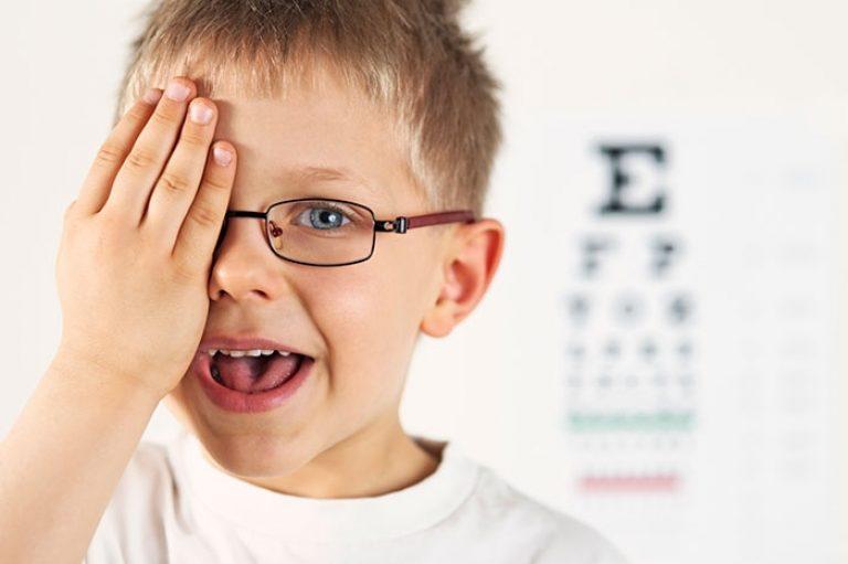 Проблемы со зрением у детей и взрослых