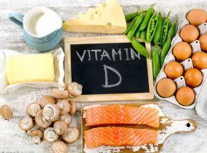 Продукты богатые витаминов Д