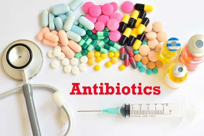 С каким интервалом пить антибиотики