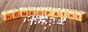 гомеопатия надпись