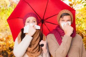простудный сезон