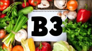 Витамин В3 и продукты питания
