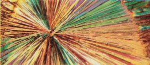 Микрофотография кристаллы тиамина
