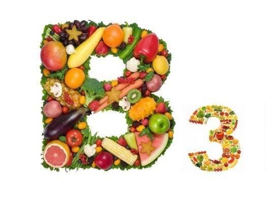 Витамин В3 - никотиновая кислота