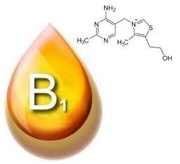 Витамин В1 и его химическая формула