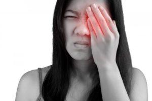 нехватка витаминов - причина болезней глаз