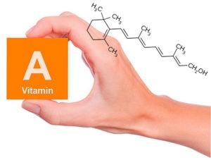 Симптомы дефицита витамина А
