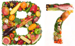 витамин В7 - биотин