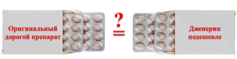 Как заменить любой препарат на более дешёвый