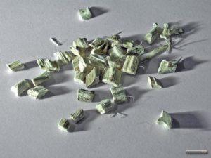 Сушёные корневища Алтея - лекарственное сырьё